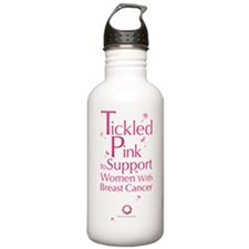 Tickled Pink Stainless Water Bottle 1.0L