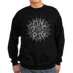 CW: Some Pig Sweatshirt (dark)