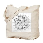 CW: Some Pig Tote Bag