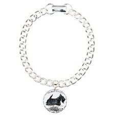 Scottish Terrier Profile Bracelet