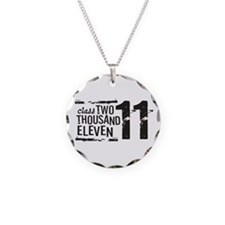 Class Twenty 11 Necklace Circle Charm