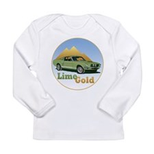 The Lime Gold Long Sleeve Infant T-Shirt