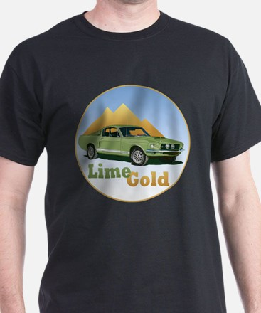The Lime Gold T-Shirt