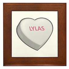 LYLAS Framed Tile
