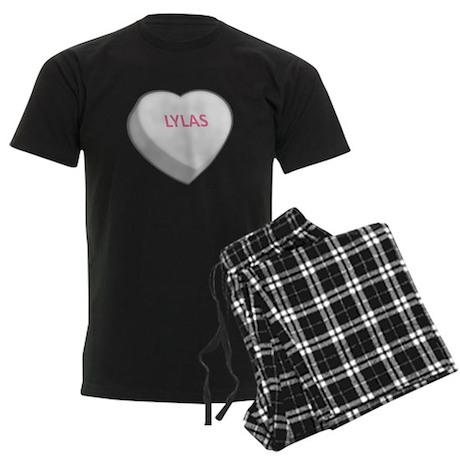 LYLAS Men's Dark Pajamas
