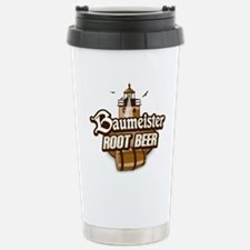 Root Beer: Stainless Steel Travel Mug