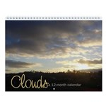Clouds Wall Calendar from Davicho