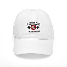 Lithuanian Bodybuilder Cap