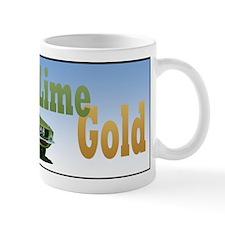LimeGold-bev Mugs