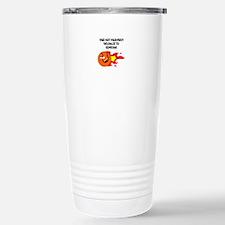 Cute Basketball personalized Travel Mug