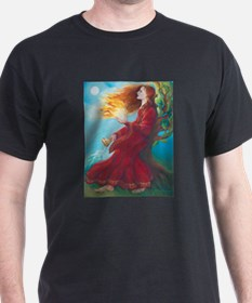 Goddess Brigid T-Shirt