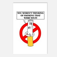 Don't smoke it Postcards (Package of 8)