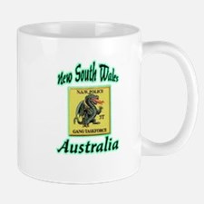 NSW Police Gang Task Force Mug
