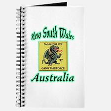 NSW Police Gang Task Force Journal