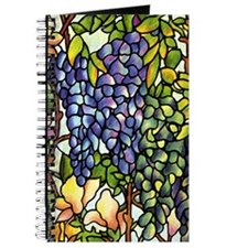 Stained Glass Grapes Journal