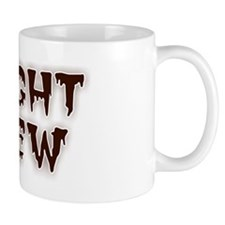 Fright Crew Halloween Mug