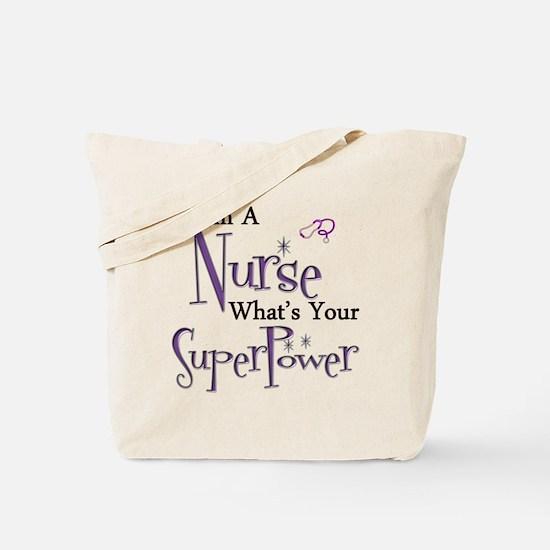 Cool Nurse Tote Bag