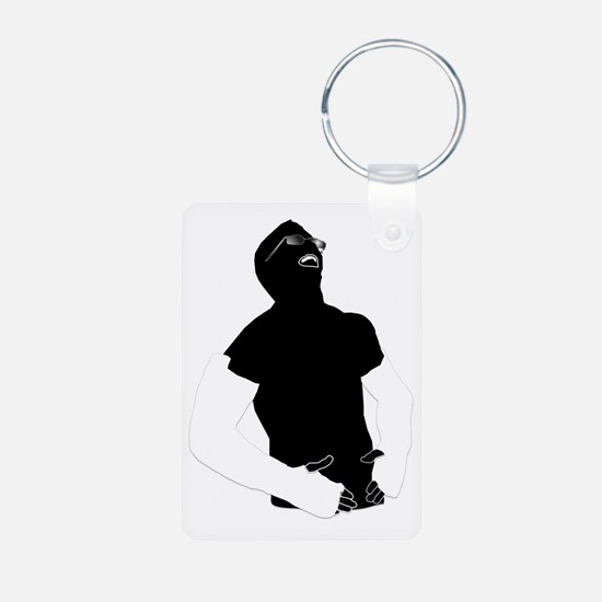 Laugh @ Danger Keychains