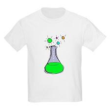 Beaker Geek Kids T-Shirt