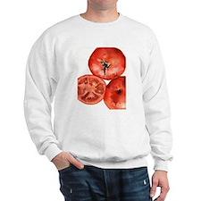 ripe, juicy tomatoes Sweatshirt