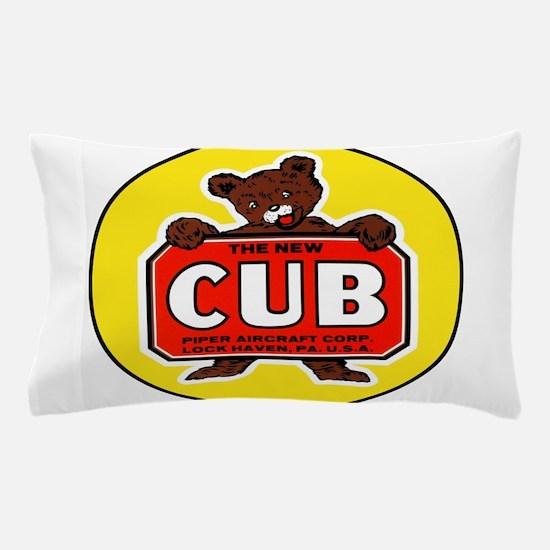 Piper Cub Pillow Case