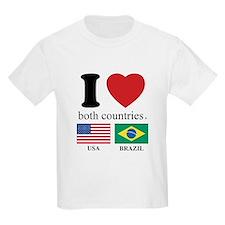 USA-BRAZIL T-Shirt
