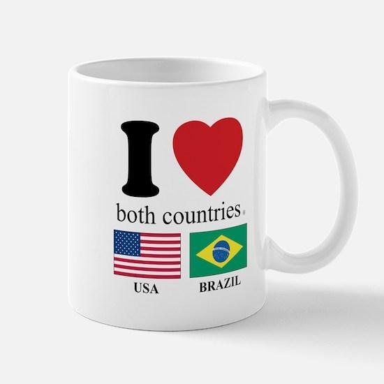 USA-BRAZIL Mug