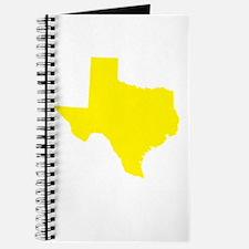 Yellow Texas Journal