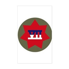 VII Corps Decal