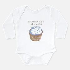 Caca Milis Long Sleeve Infant Bodysuit