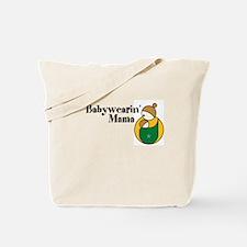 Babywearin' Mama Tote Bag