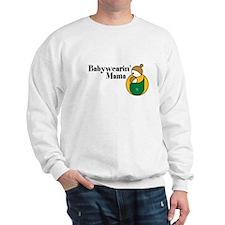 Babywearin' Mama Sweatshirt