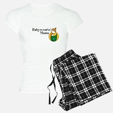 Babywearin' Mama Pajamas
