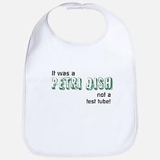 Petri Dish Bib