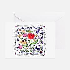 My Garden, My Joy Greeting Cards (Pk of 10)