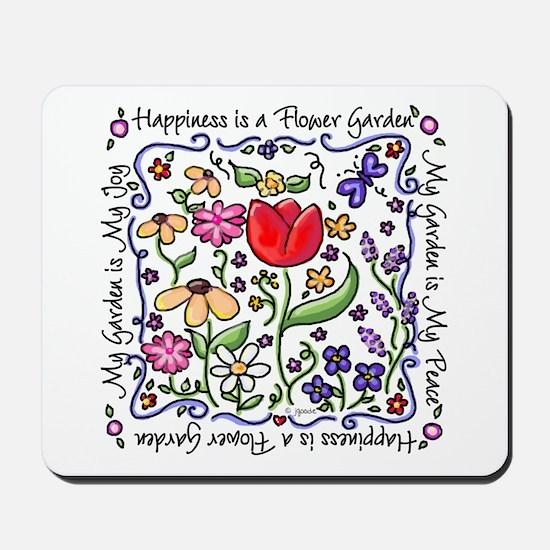 My Garden, My Joy Mousepad