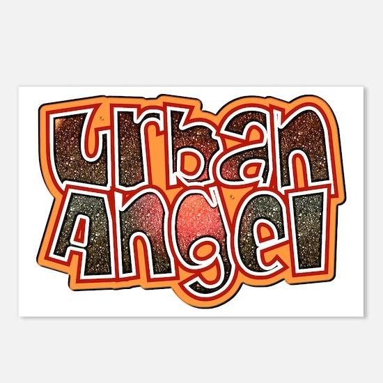 Urban Angel Postcards (Package of 8)