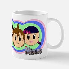 Girly (Pastel) Mug