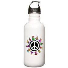 Peace Kids Stainless Water Bottle 1.0L