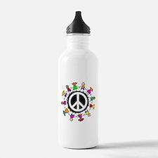Peace Kids Water Bottle