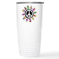 Peace Kids Travel Mug