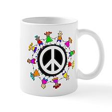 Peace Kids Mug