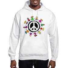 Peace Kids Hoodie