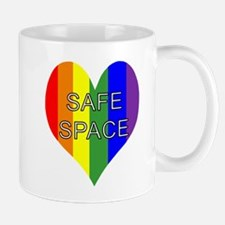 Safe Space In Heart Mug