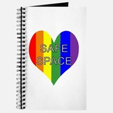 Safe Space In Heart Journal