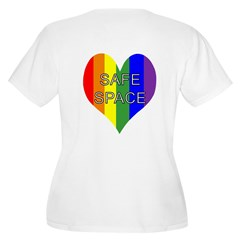 Safe Space In Heart T-Shirt