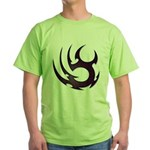Tribal Talons Green T-Shirt