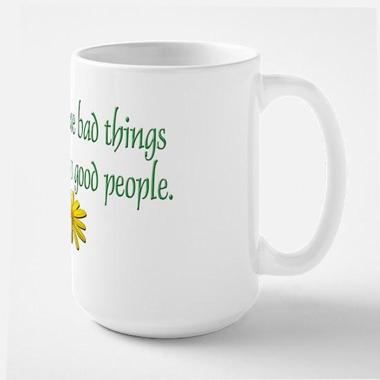 Bad Things! Large Mug