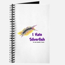 I Hate Silverfish Journal