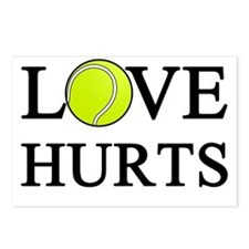 Love Hurts (light) Postcards (Package of 8)